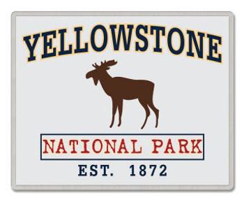 Yellowstone National Park Lapel Pin