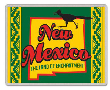 New Mexico Pin - The Land Of Enchantment