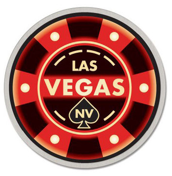 Las Vegas Nevada Chip Pin