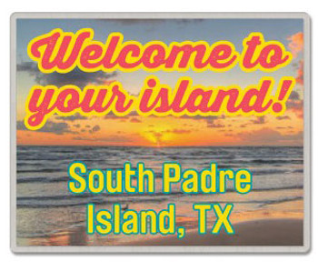 South Padre Island Texas Pin
