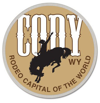 Cody Wyoming Lapel Pin