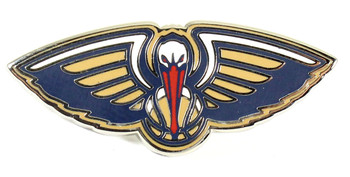 New Orleans Pelicans Logo Pin.