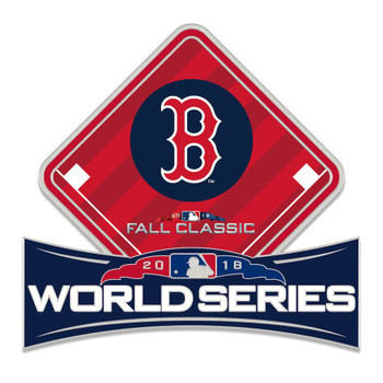 Boston Red Sox 2018 World Series Pin