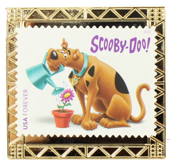 Scooby Doo Stamp Pin