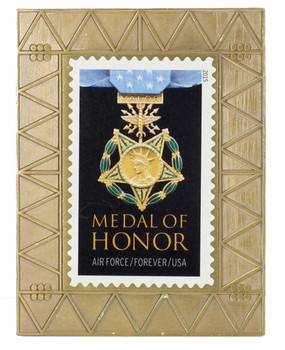 Air Force Medal of Honor Forever Stamp Pin