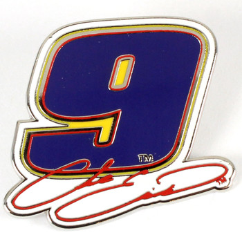 Chase Elliott #9 Pin