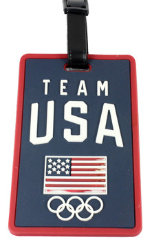 Team USA Luggage Tag