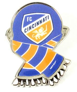 Cincinnati FC Scarf Pin