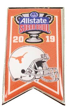Texas Longhorns 2019 All-State Sugar Bowl Pin
