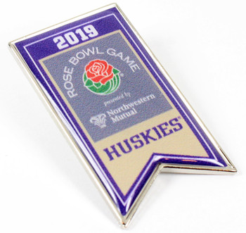 Washington Huskies 2019 Rose Bowl Pin