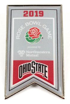Ohio State Buckeyes 2019 Rose Bowl Pin