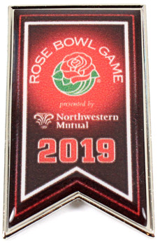 2019 Rose Bowl Event Logo Pin