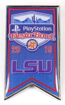 LSU Tigers 2019 Fiesta Bowl Pin