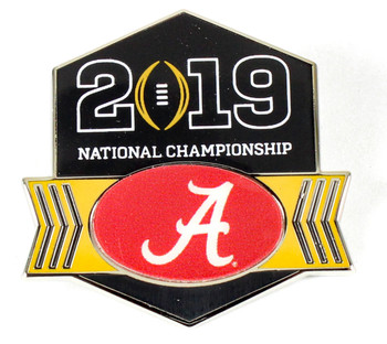 Alabama Crimson Tide 2019 BCS National Championship Pin