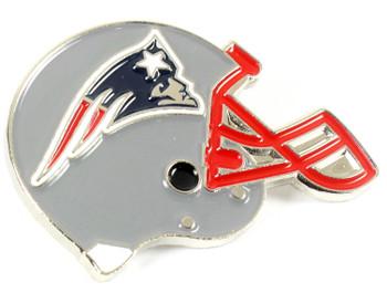 New England Patriots Helmet Pin.