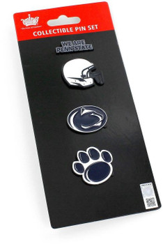 Penn State Nittany Lions Four Pin Collector Set
