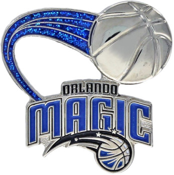 Orlando Magic Glitter Trail Pin