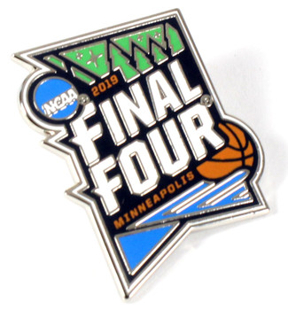 2019 Men's Final Four Logo Pin