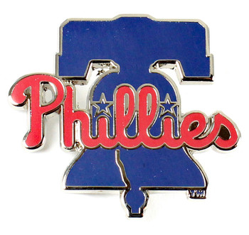 Philadelphia Phillies Liberty Bell Logo Pin