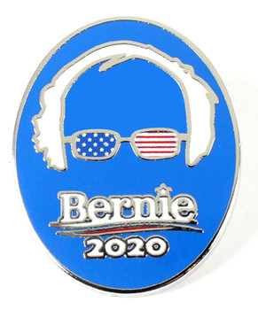 Bernie 2020 Bernie Sanders Pin