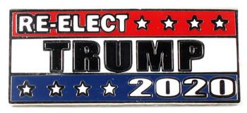 Re-Elect Donald Trump 2020 Pin