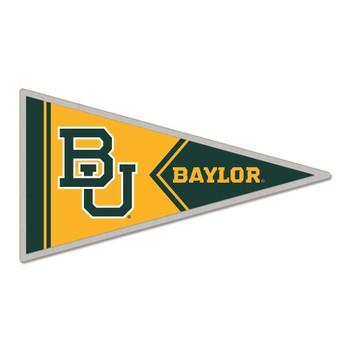 Baylor Bears Pennant Pin
