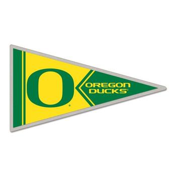 Oregon Fighting Ducks Pennant Pin