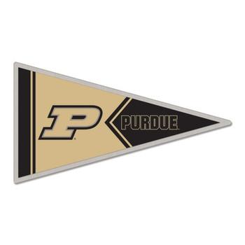 Purdue Boilmakers Pennant Pin