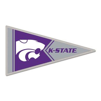 Kansas State Pennant Pin