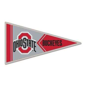 Ohio State Buckeyes Pennant Pin