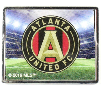 Atlanta United FC Logo Pin