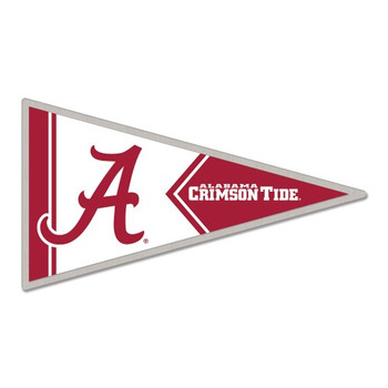 Alabama Crimson Tide Pennant Pin