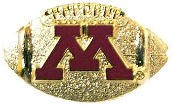 Minnesota FootballPin