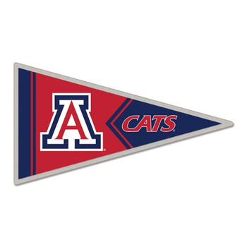 Arizona Wildcats Pennant Pin