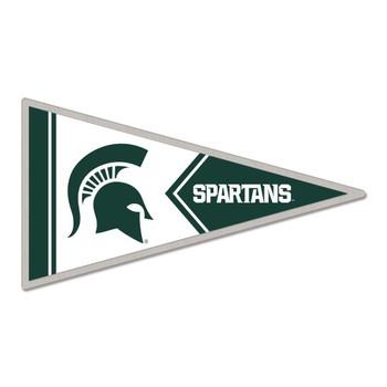 Michigan State Pennant Pin