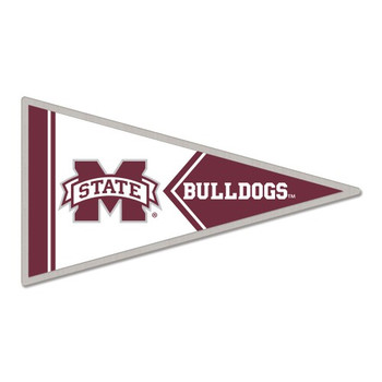 Mississippi State Pennant Pin