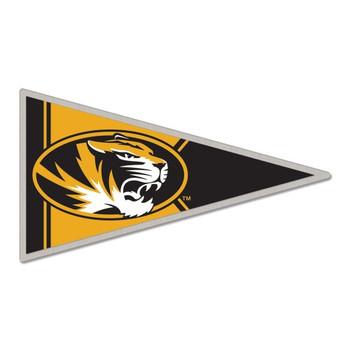 Missouri Tigers Pennant Pin
