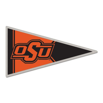 Oklahoma State Pennant Pin