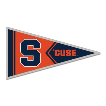 Syracuse Orangemen Pennant Pin