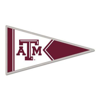 Texas A & M Aggies Pennant Pin