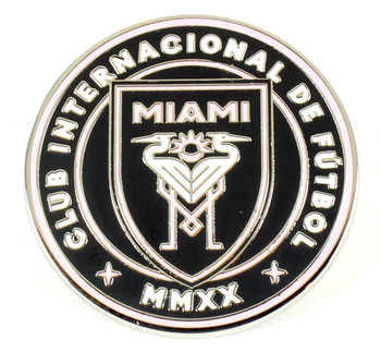 Miami International FC Logo Pin