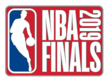 2019 NBA Finals Logo Pin
