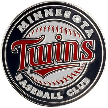 Minnesota Twins Logo Pin