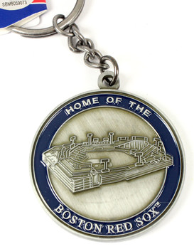 Boston Red Sox Ultimate Two-Sided Key Chain