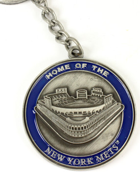 New York Mets Ultimate Two-Sided Key Chain