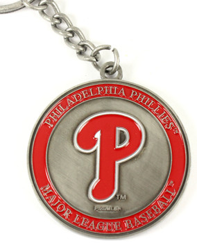 Philadelphia Phillies Ultimate Two-Sided Key Chain