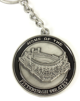 Pittsburgh Pirates Ultimate Two-Sided Key Chain