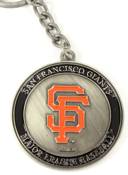 San Francisco Giants Ultimate Two-Sided Key Chain