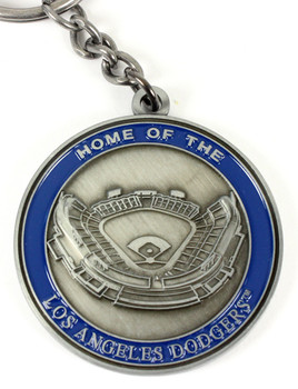 Los Angeles Dodgers Ultimate Two-Sided Key Chain