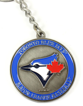 Toronto Blue Jays Ultimate Two-Sided Key Chain